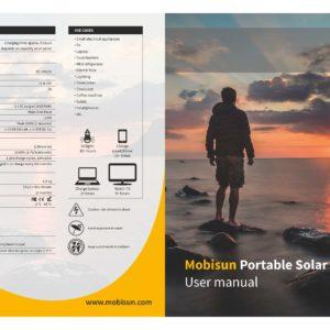 Handleiding Mobisun Portable Solar Generator 120W-19x19cm_Pagina_1 specificaties
