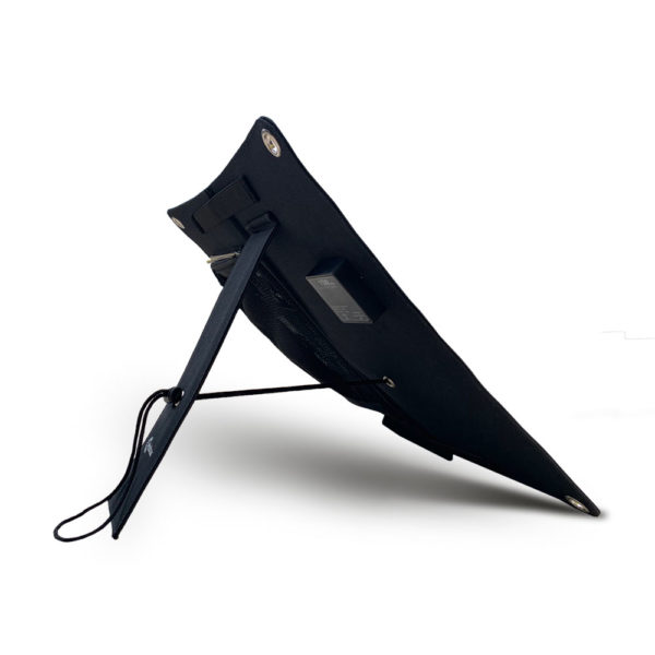 Mobisun 15W draagbaar lichtgewicht USB zonnepaneel stand