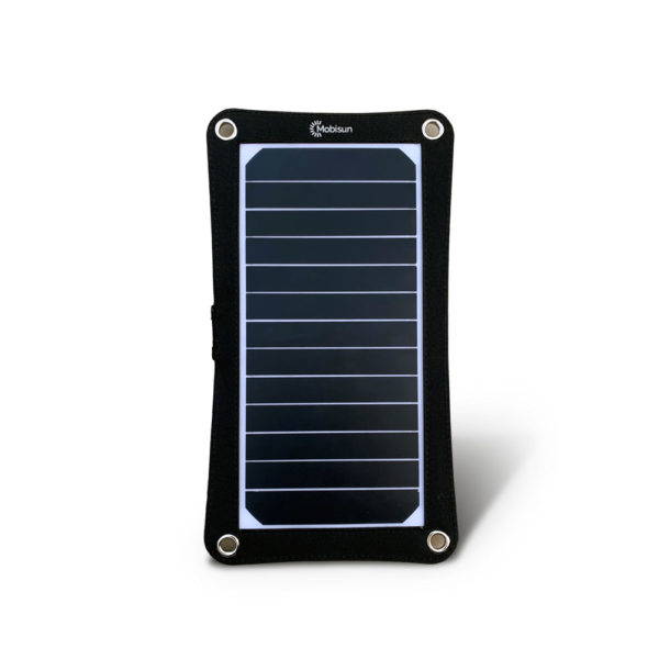 7,5W lichtgewicht draagbaar USB zonnepaneel