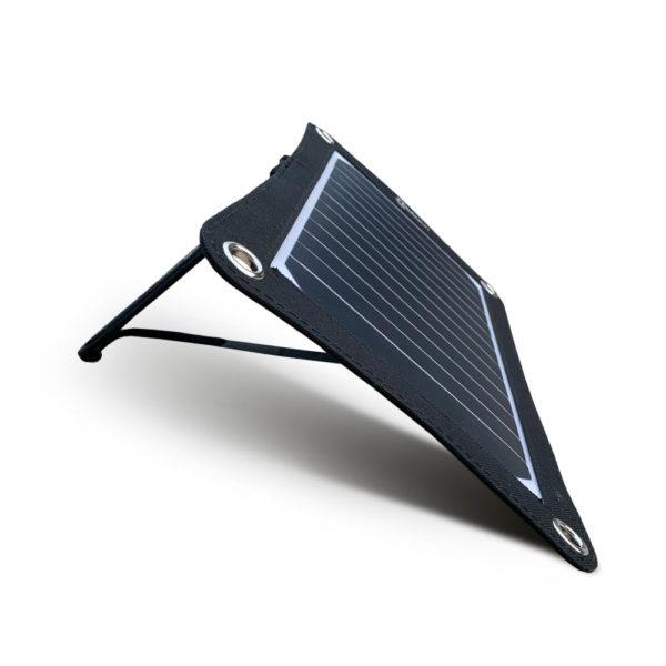 lichtgewicht zonnepaneel draagbaar USB zonnepaneel stand