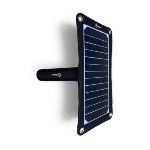 lichtgewicht zonnepaneel draagbaar USB zonnepaneel stand boven