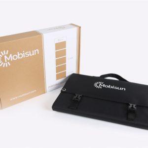 100W 18V lichtgewicht mobiel zonnepaneel Mobisun