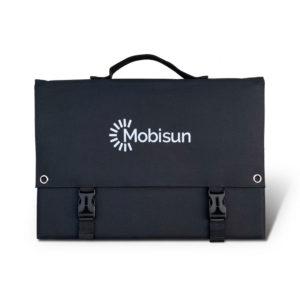 100W lichtgewicht draagbaar zonnepaneel Mobisun